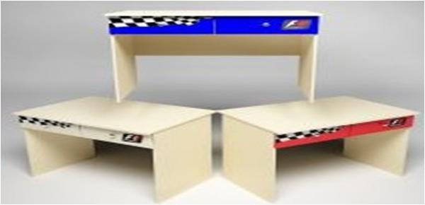 Стол письменный фа-ст4 / детские столы / интернет-магазин do.